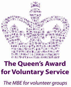 Queen's Award for Voluntary Service 2016