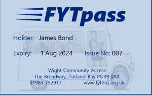 FYTpass graphic